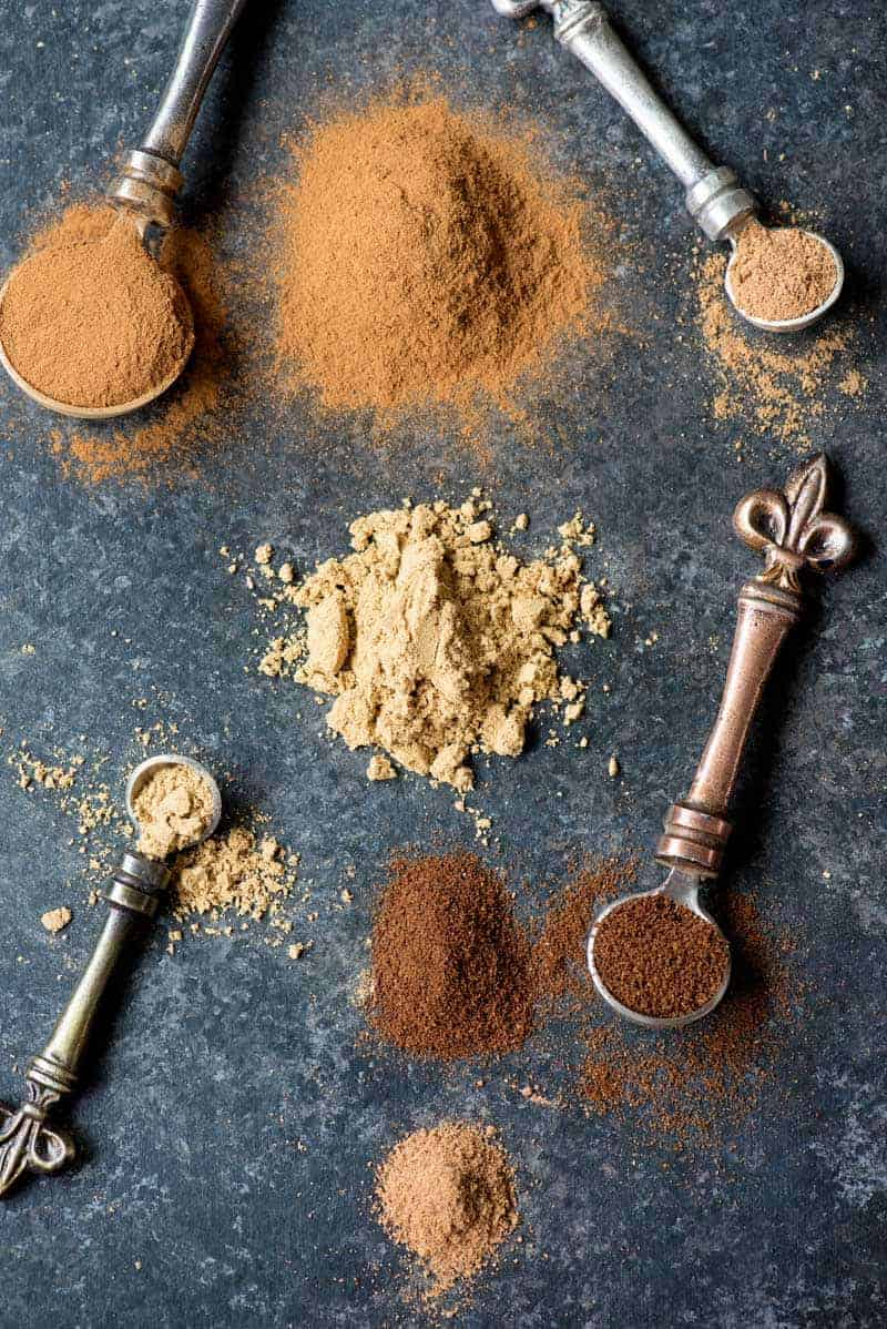 Pumpkin Pie Spice by Homemade Hooplah | Pumpkin Pie Recipes and Pumpkin Pie Flavored Recipes!