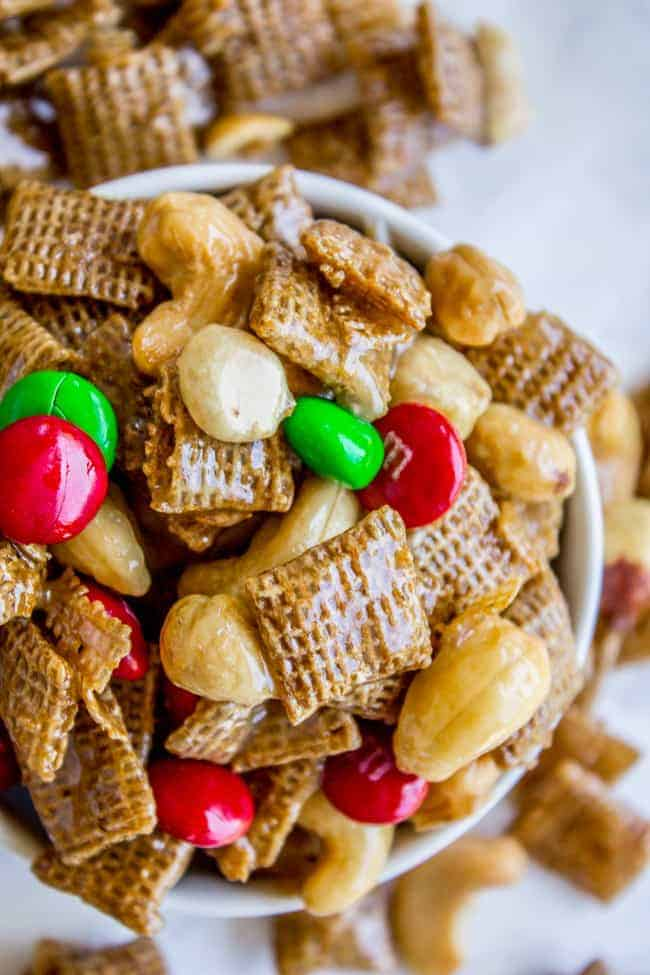 Sweet and Salty Christmas Chex Mix by The Food Charlatan and other amazing Chex Mix Recipes!