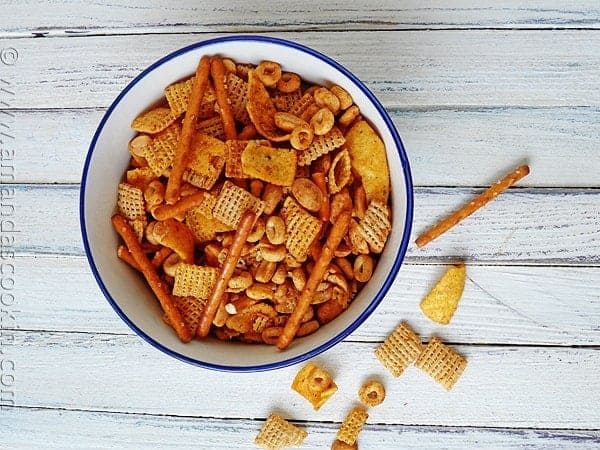 Taco Chex Mix by Amandas Cookin and other amazing Chex Mix Recipes!