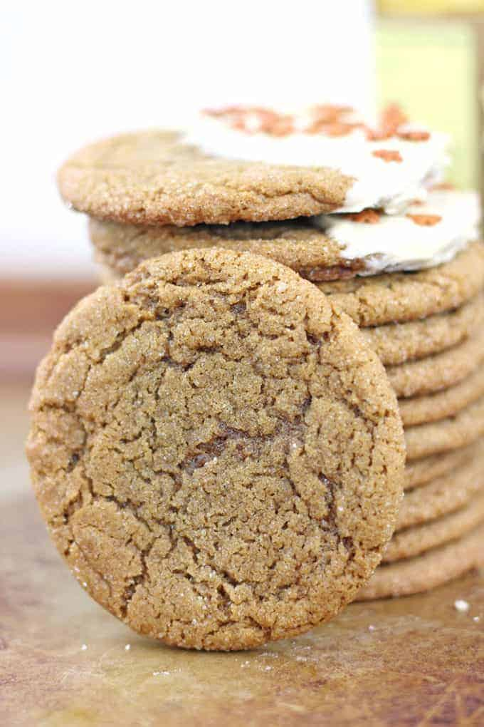 Award Winning Gingerbread Cookies by Dinner Then Dessert   The Best Ever Christmas Cookies   Dozens and dozens of delicious Christmas Cookie Recipe ideas!
