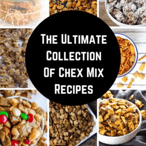 Chex Mix Recipes for Every Occasion!