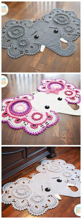 Free Pattern] Your Toddler Will Love Relaxing On This Adorable ... | 700x264
