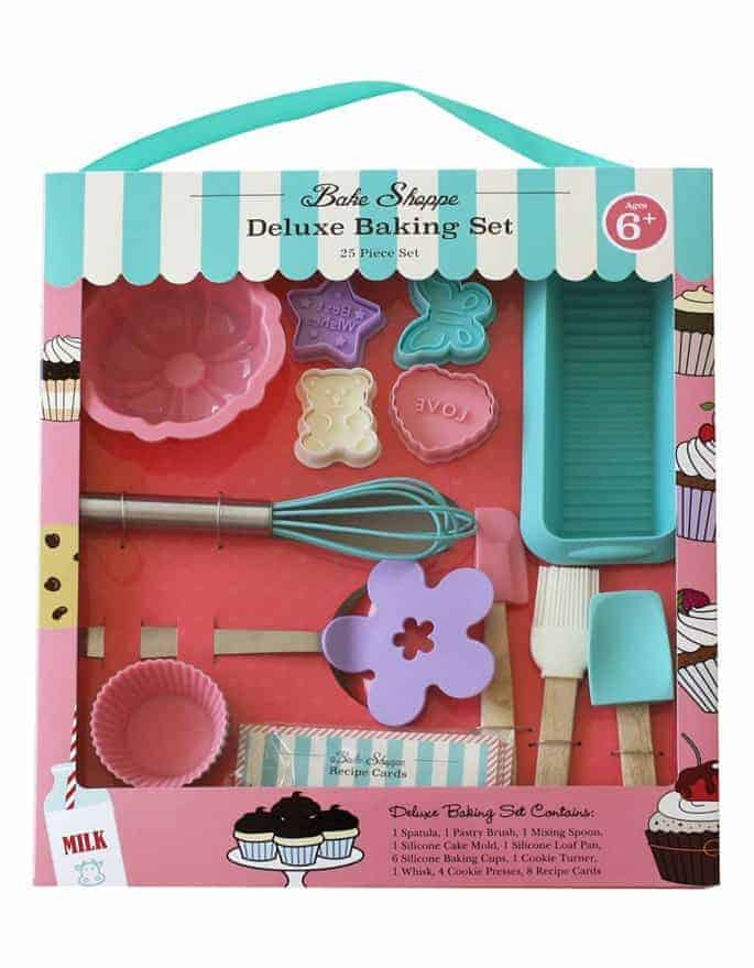 Baking set - a great gift for girls or boys!