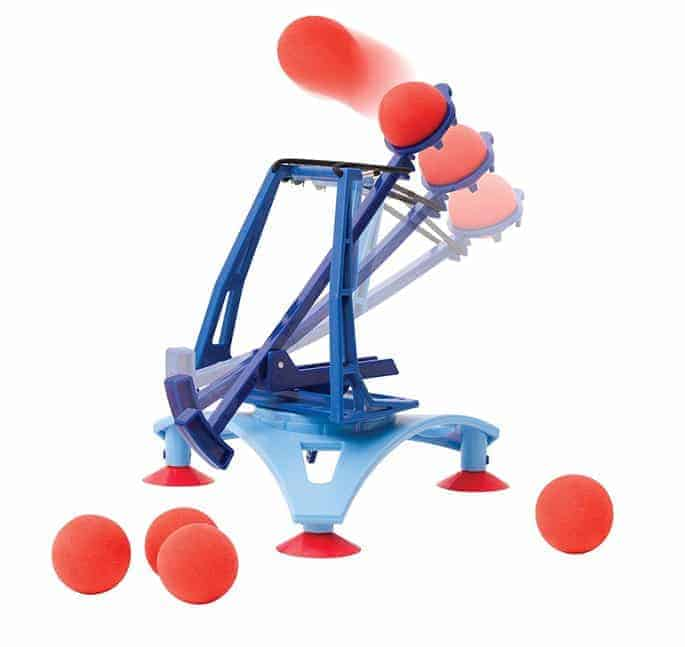 Foam ball catapult and other great gifts for boys!