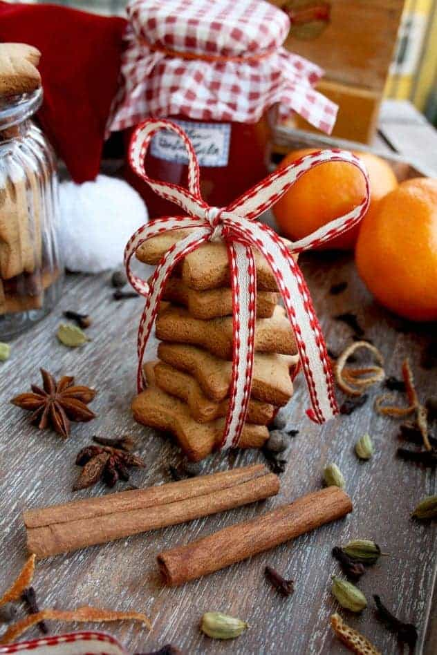 German Christmas Cookies by Happy Kitchen Rocks The Best Ever Christmas Cookies   Dozens and dozens of delicious Christmas Cookie Recipe ideas!