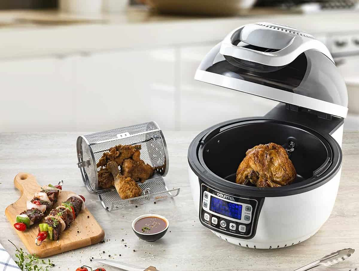 Gourmia WiFi Air Fryer