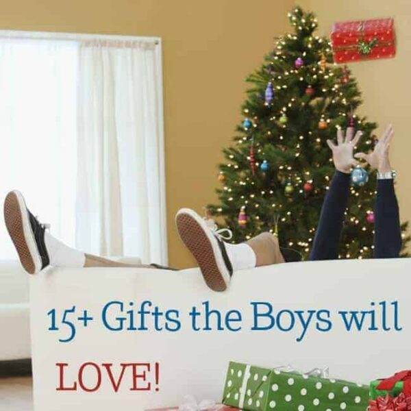 Great Gift Ideas for Boys featured image