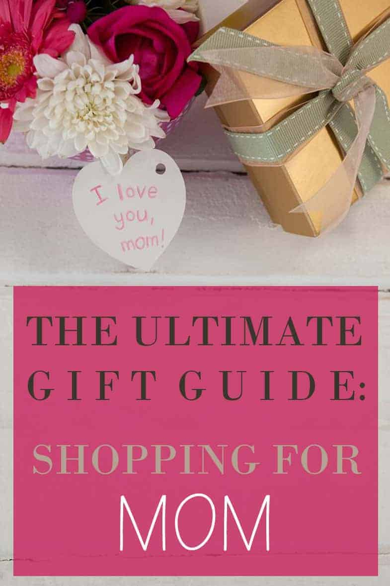 Great Gifts for Mom that she will LOVE! Christmas gifts, Birthday gifts, Mother's Day gifts or just because gifts. These gift ideas for mom are sure to be a winner!
