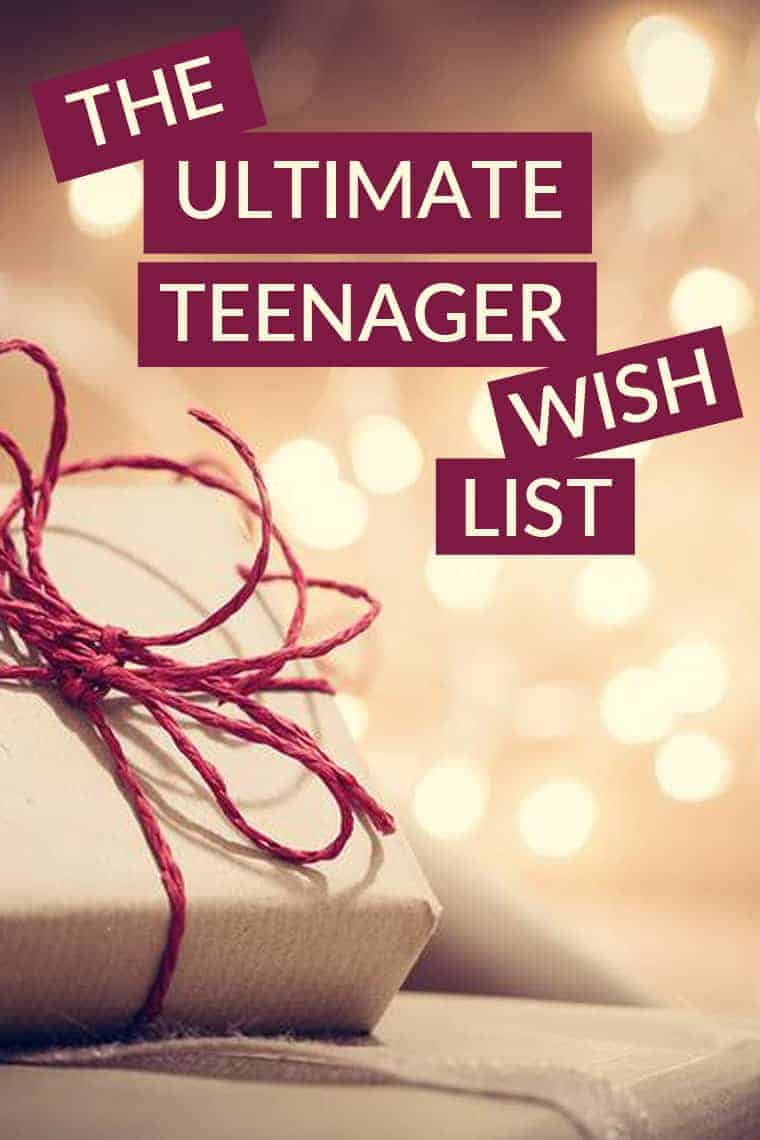Great gifts for teens... Never an easy task, especially with their often lengthy wish lists! This is a guide of a HUGE variety of teen gift ideas they will be beyond excited with! Teen boys or girls - you'll be set with these gift ideas. Look no further!