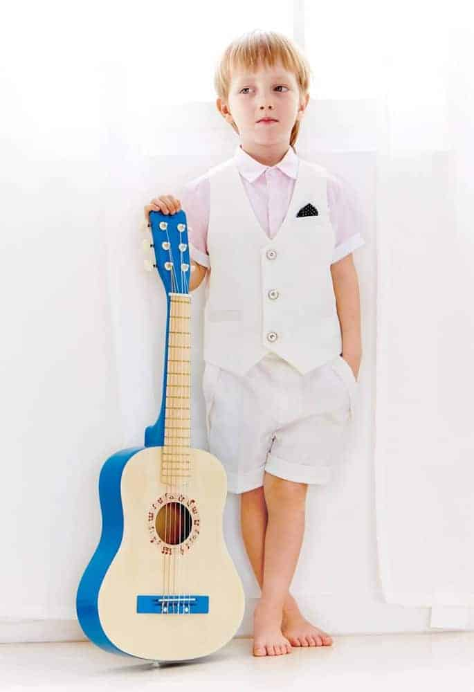 Starter guitar and other great gifts for boys!