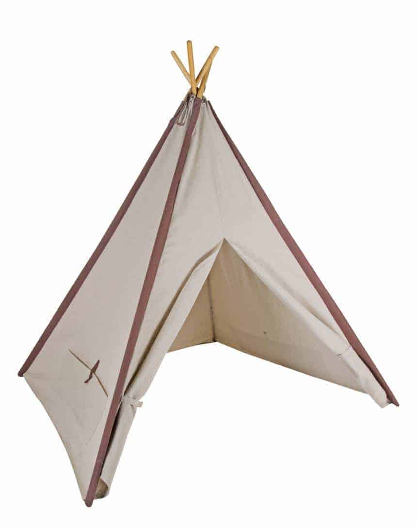 Teepee fort - perfect gift for Christmas