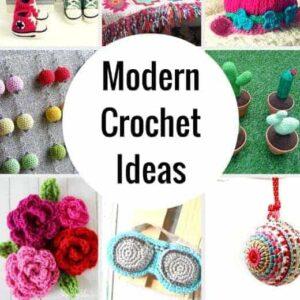 Not Your Grandma's Crochet Ideas – The BEST Crochet Ideas