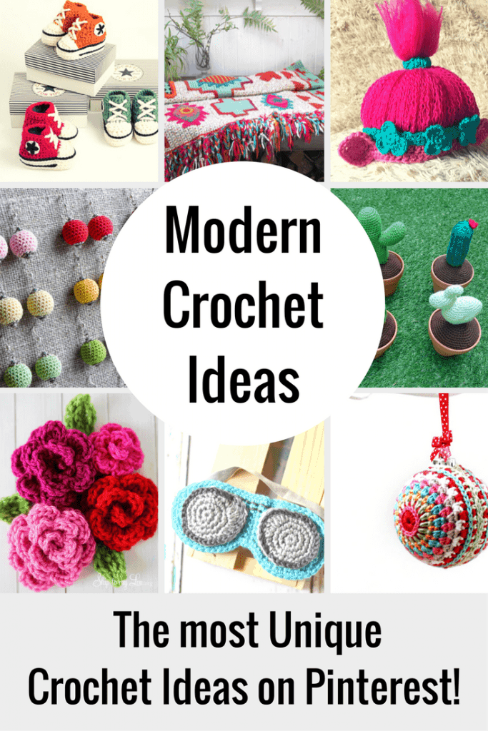 66d050b61ca Not Your Grandmas Crochet Ideas - Fun and Unique Crochet ideas