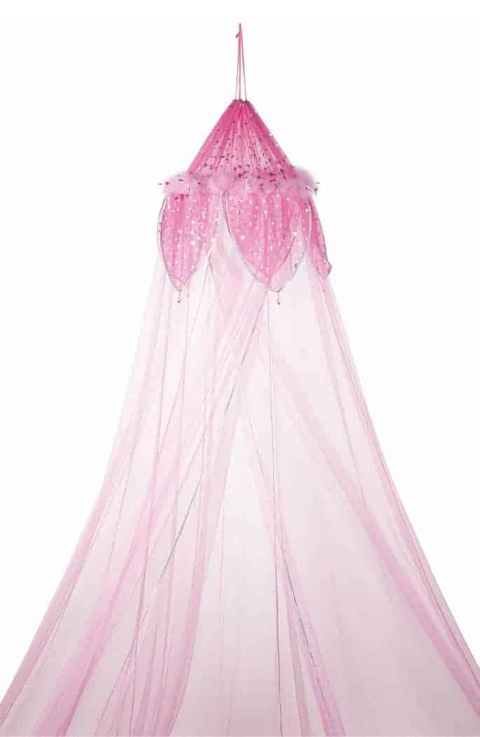Princess Bed Canopy and other great girl gift ideas