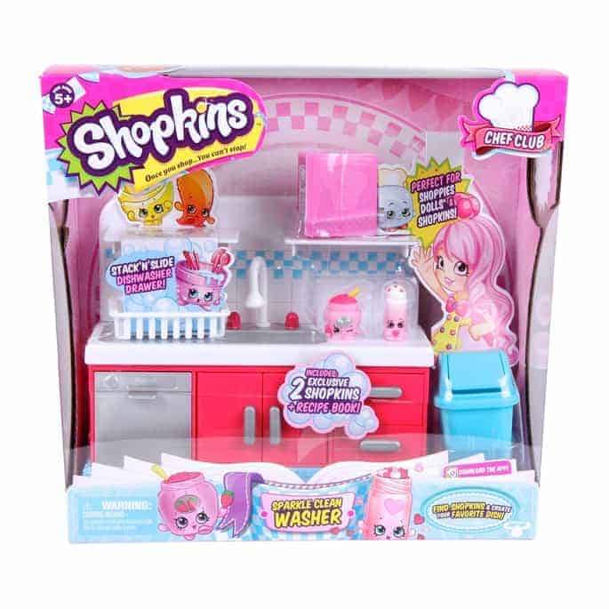 Great gift ideas for girls - Shopkins!