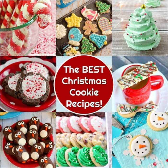 The Best Christmas Cookie Recipes!