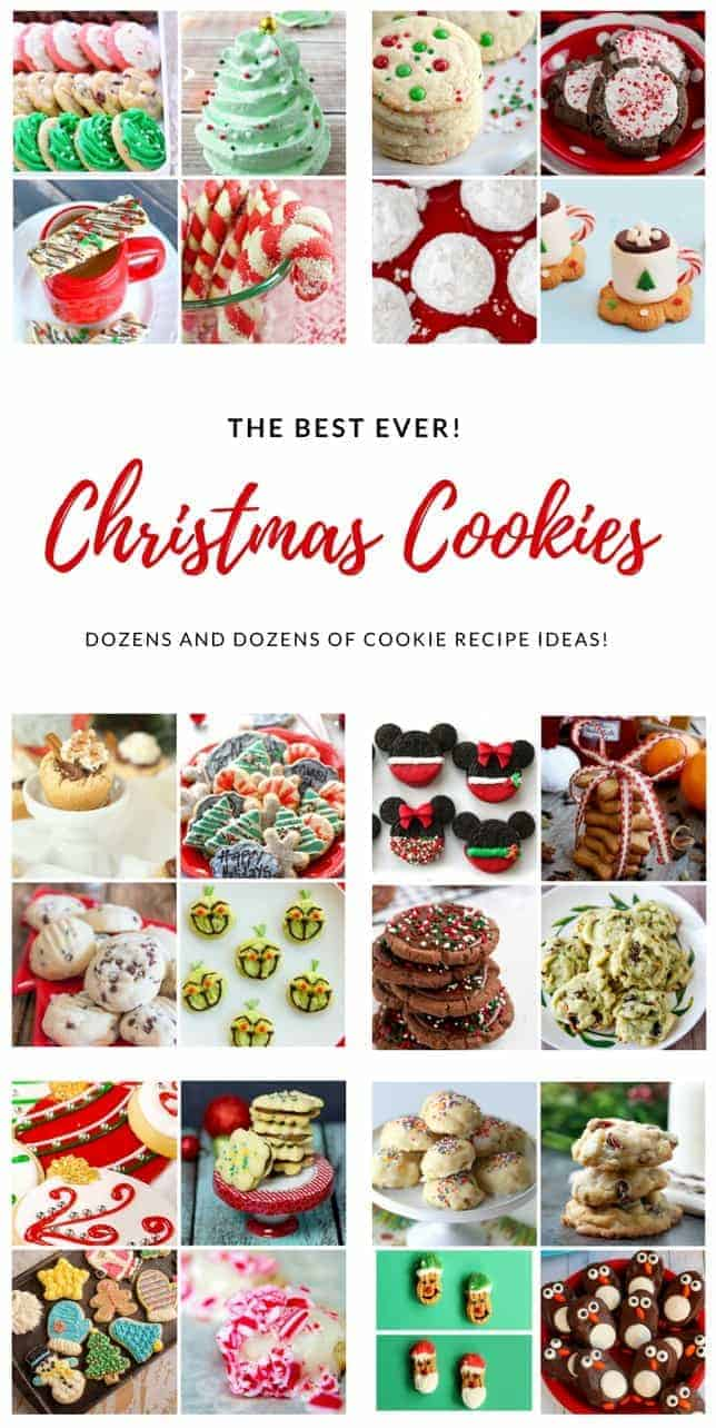 the best ever christmas cookies dozens and dozens of delicious christmas cookie recipe ideas - Best Christmas Cookies Recipes