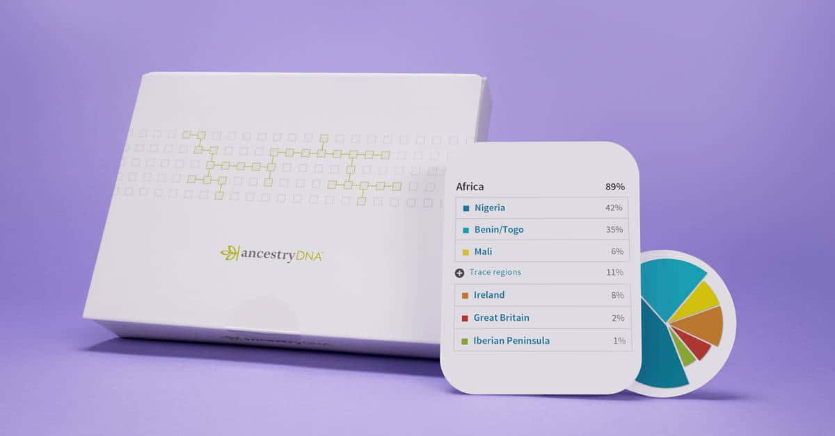 Ancestry.com makes a great gift for dad