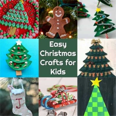 The Best Ever Kids Christmas Crafts!