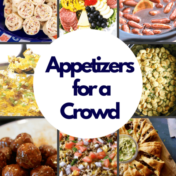The best appetizers for a big crowd. Feed everyone with ease at your next large gathering.