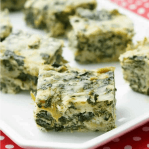 Spinach and Artichoke Bites – Appetizer, Side Dish or Dinner…You Choose!