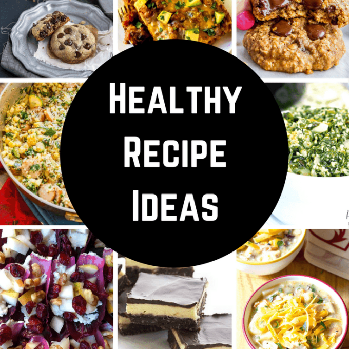 Healthy Recipes EVERYONE Will Love!