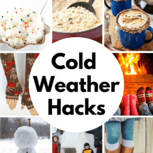 Cold Weather Hacks to Help you Survive Winter