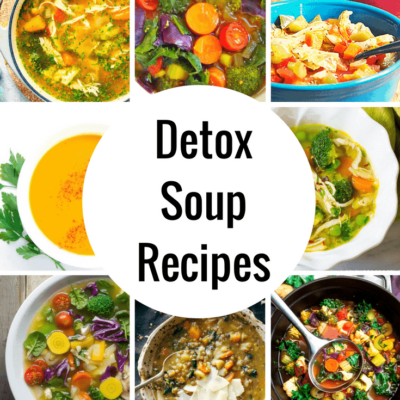 Detox Soup Recipes and Cleanse Information for Beginners