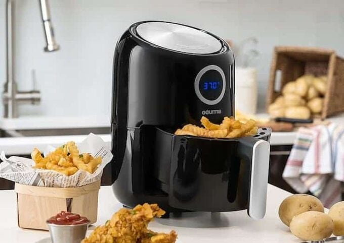 gourmia digital air fryer - Think Kitchen Air Fryer