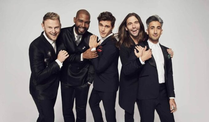 Must-Watch Netflix Shows for 2018 - Queer Eye for the Straight Guy