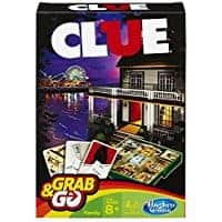 Clue Travel Game | Fun Games to Play in the Car | Travel Games that are fun for the entire family!