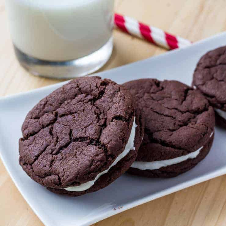 Things To Make With Devil S Food Cake Mix