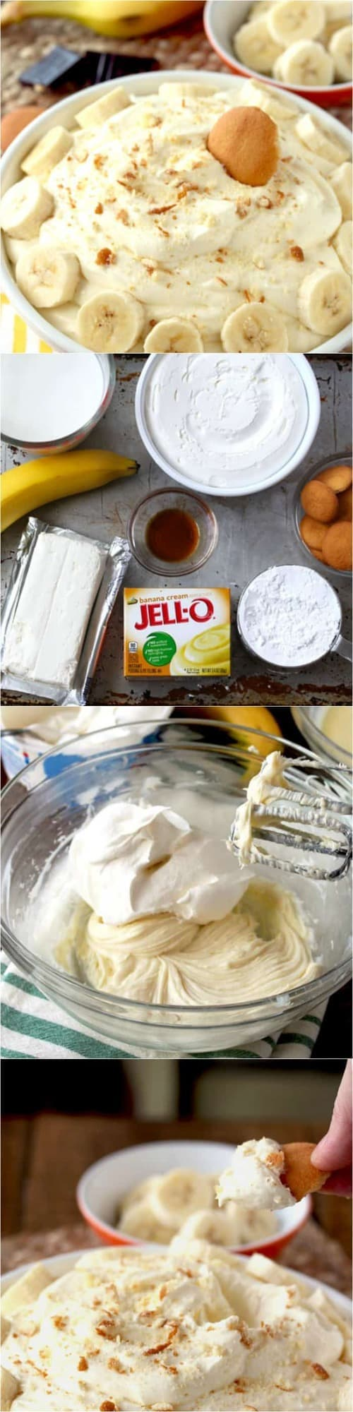 How to make Banana Cream Pie Dip