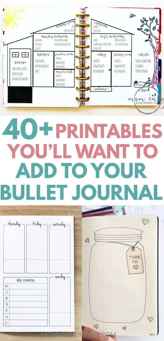 image relating to Printable Journals identified as Bullet Magazine: Anything By yourself Ideal in the direction of Recognize (and excess)