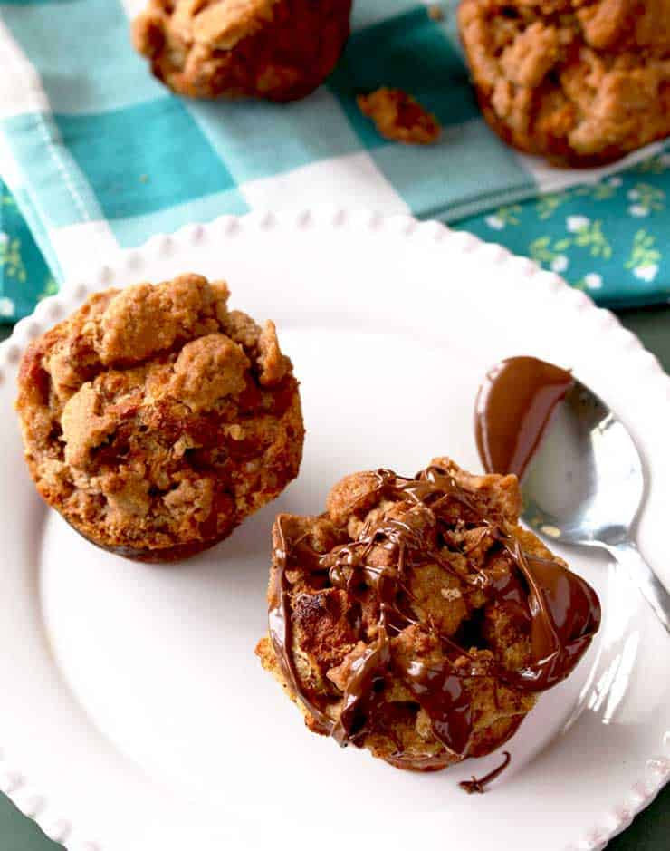 Baked Cinnamon French Toast Muffins