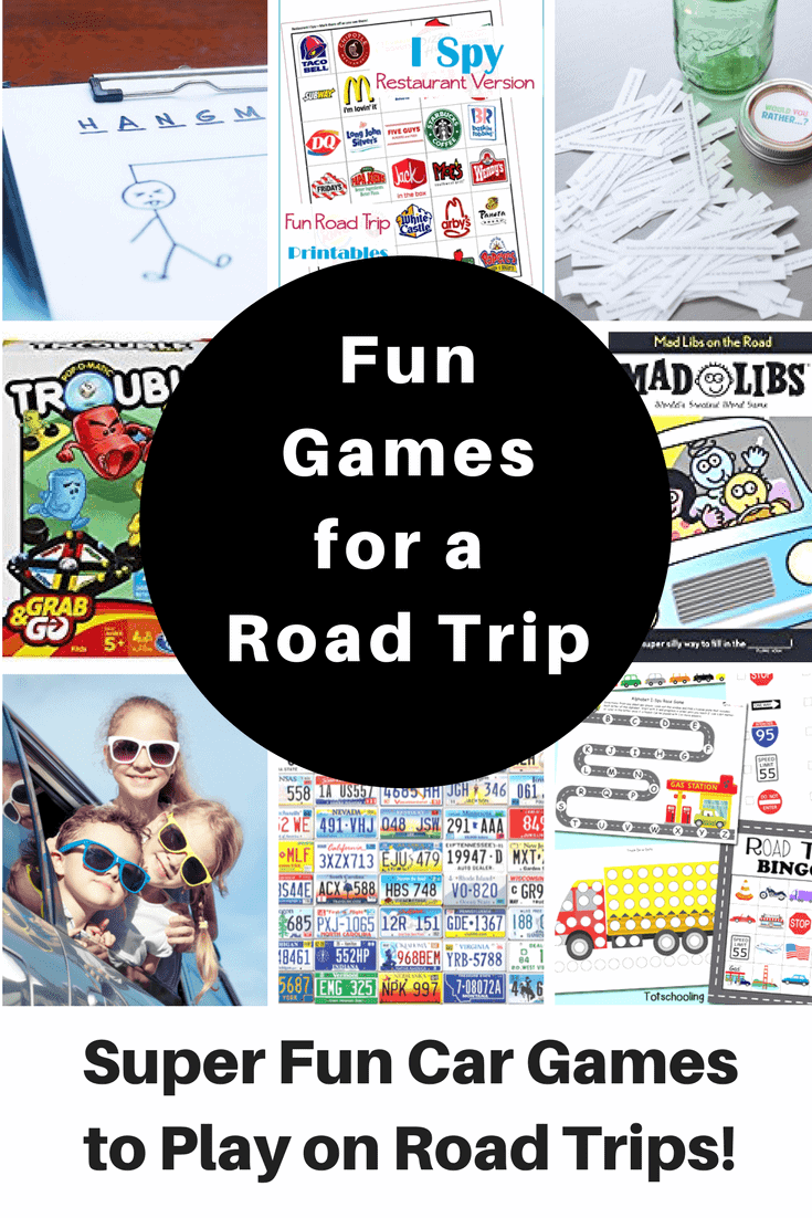 Car Games Super Fun Games To Play On A Road Trip Princess Pinky Girl