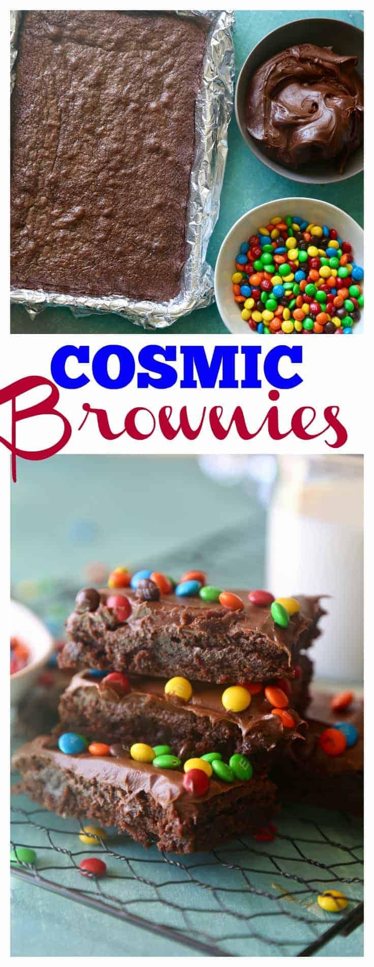 How to make Cosmic Brownies