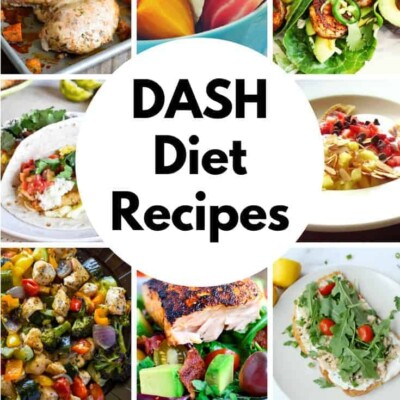 The Ins and Outs of the DASH Diet Plan and DASH Diet Recipes