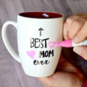 DIY Sharpie Mug featured image