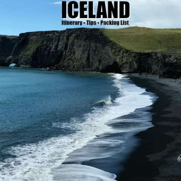 Black Sand Beaches in Iceland featured image