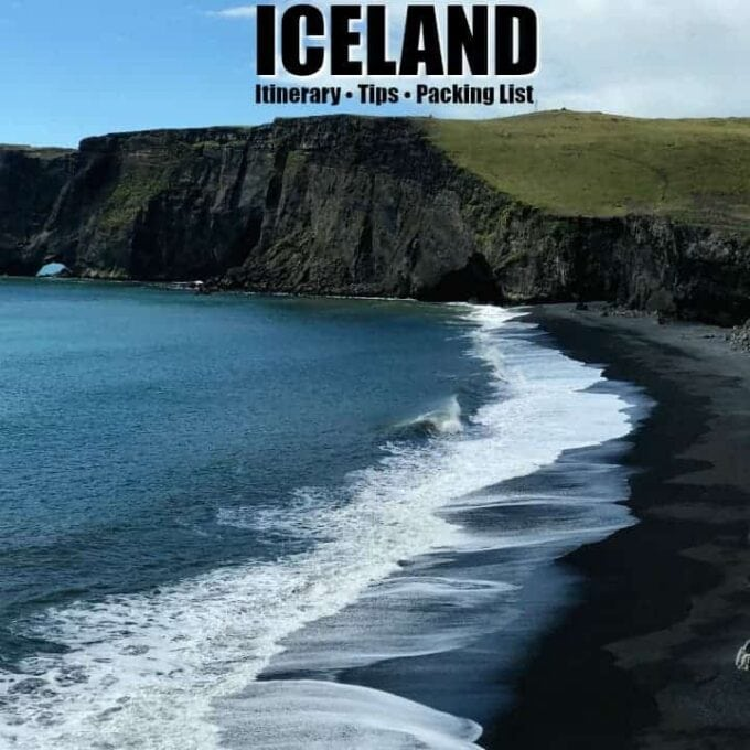 The Ultimate 4 Day Iceland Itinerary