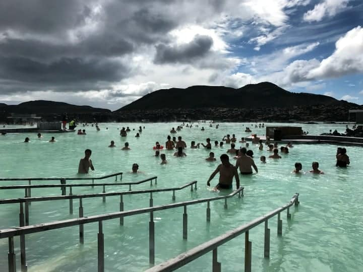 Blue Lagoon Iceland water