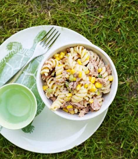 Easy Tuna Salad by Delicious Magazine | Pasta Salad Recipes to make this summer!