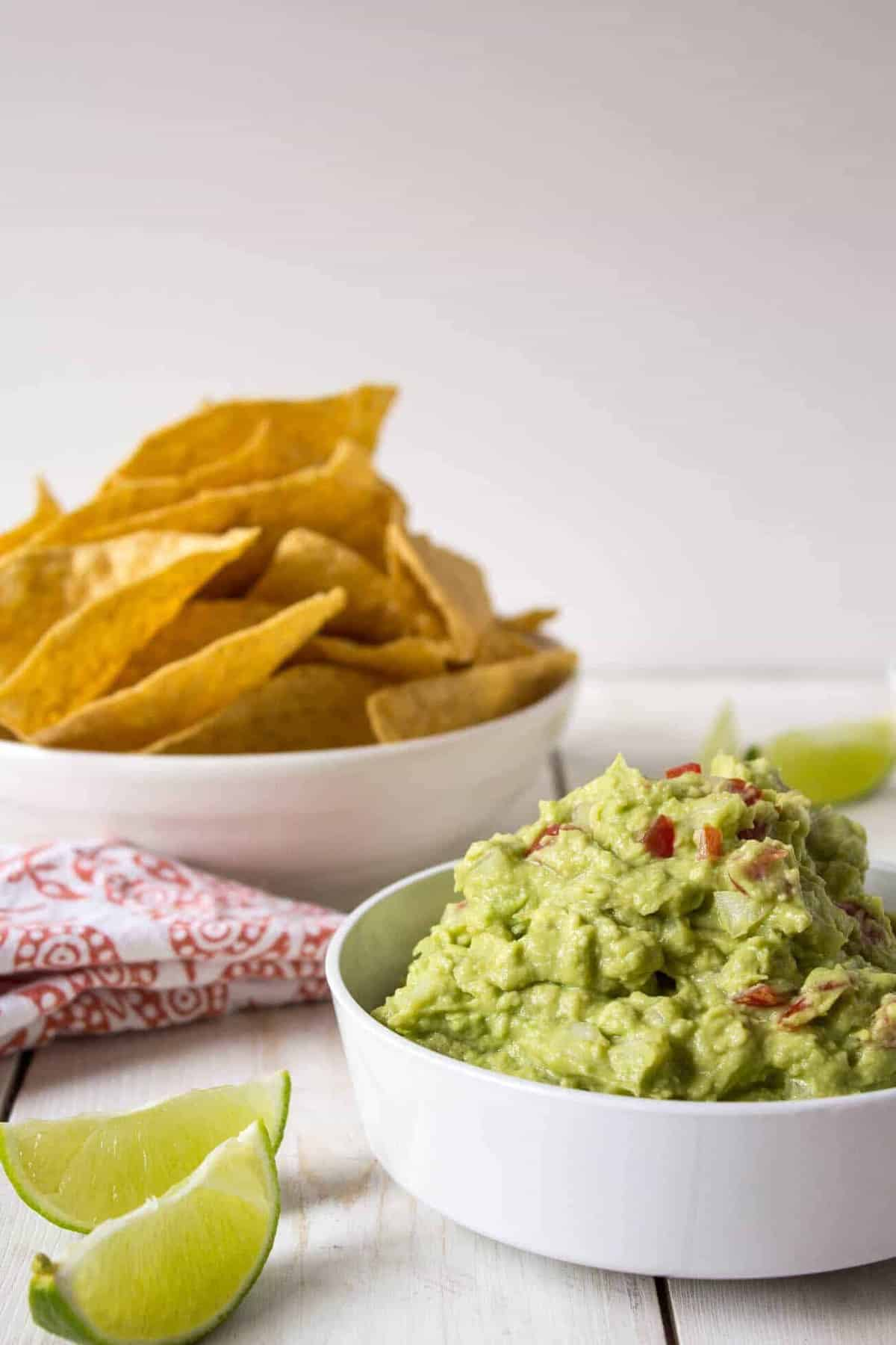 Easy Guacamole Recipe by Beyond the Chicken Coop | These are the best entertaining recipes and party food ideas... they are all SO good!