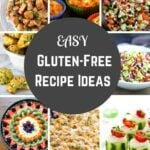 Easy Gluten-Free Recipe Ideas that the entire family will love!