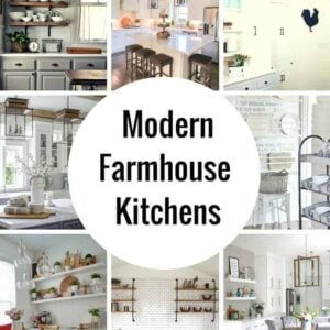 Dreamy Modern Farmhouse Kitchen Decor Ideas