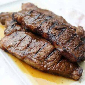 The Best Steak Marinade Recipe