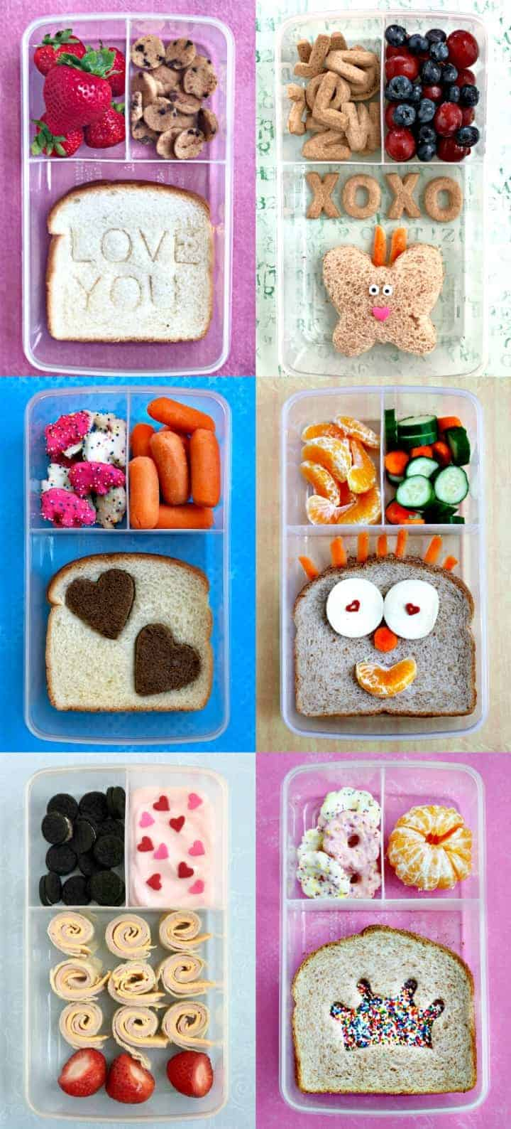 Creative School Lunch Ideas for Back to School