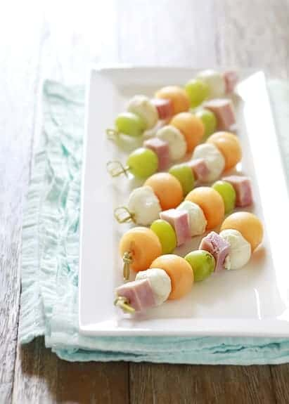 Lunch on a Stick Good Life Eats | Awesome No Sandwich Lunchbox ideas for back to school