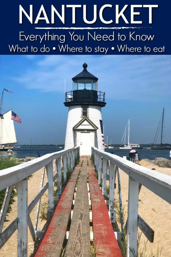 Nantucket - everything you need to know
